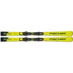 Горные лыжи FISCHER® RC4 RCS AR 165 + RC4 Z12 PR
