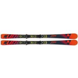 Горные лыжи FISCHER® RC4 THE CURV TI AR 164 + RC4 Z11 PR