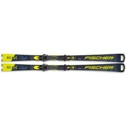 Горные лыжи FISCHER® RC4 WC SC MT 165 + RC4 Z12 PR
