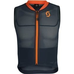 Защита спины SCOTT AirFlex Jr Vest Protector blue nights/sweet orange Р:XXS