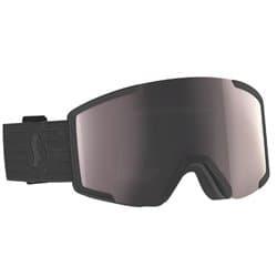 Очки SCOTT® Shield + extra lens black (enhancer silver chrome) Cat.2
