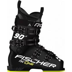FISCHER® RC ONE X 90 BK/BK/BK/YE 30.5