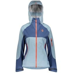 Куртка женская SCOTT Explorair 3L Blue Haze/Denim Blue Р:M