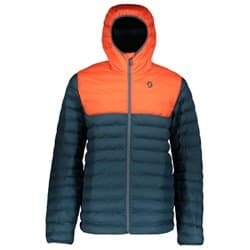 Куртка мужская SCOTT Insuloft 3M Nightfall Blue/Tangerine Orange Р:XXL