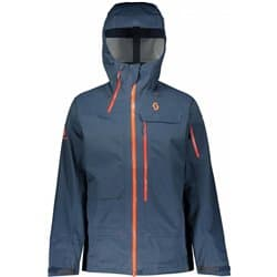 Куртка мужская SCOTT Vertic 3L Nightfall Blue Р:M