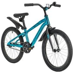 "Велосипед 20"" NOVATRACK PRIME Алюм., Синий"