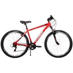 """Велосипед 27.5"""" STINGER CAIMAN 16"""" 18 скор. Красный"""