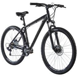 """Велосипед 27.5"""" STINGER ELEMENT PRO 16"""" 21 скор. Черный"""