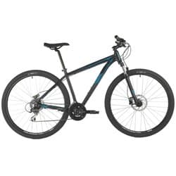 """Велосипед 29"""" STINGER GRAPHITE EVO 22"""" 21 скор. черный-синий"""