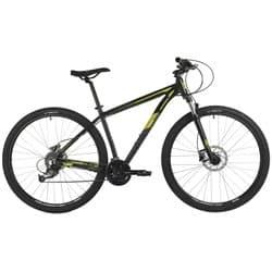 """Велосипед 29"""" STINGER GRAPHITE PRO 18"""" 21 скор. черный-синий"""