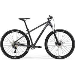 "Велосипед горный Merida Big.Nine 200 К:29"" Р:L(18.5"") Antracite/Black"