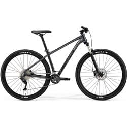 "Велосипед горный Merida Big.Nine 300 К:29"" Р:L(18.5"") Antracite/Black"