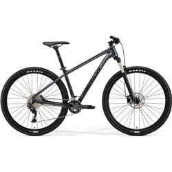 """Велосипед горный Merida Big.Nine 300 К:29"""" Р:XL(20"""") Antracite/Black"""