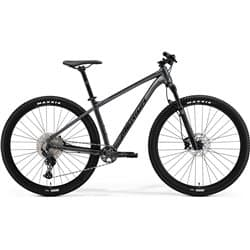 "Велосипед горный Merida Big.Nine 400 К:29"" Р:L(18.5"") Antracite/Black"