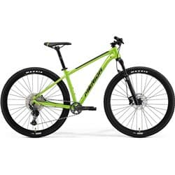 "Велосипед горный Merida Big.Nine 400 К:29"" Р:L(18.5"") Green/Black"
