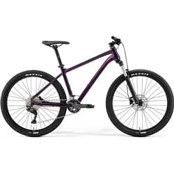 "Велосипед горный Merida Big.Seven 300 К:27.5"" Р:S(15"") DarkPurple/Black"