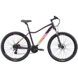"""Велосипед женский 27.5"""" WELT Edelweiss 2.0HD 18"""" Matt violet 2021"""