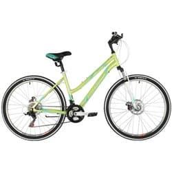 """Велосипед 26"""" STINGER LATINA D 17"""" 18 скор. Зеленый"""