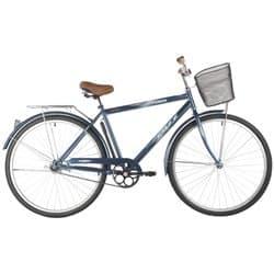 "Велосипед 28"" FOXX FUSION 20"", Синий"