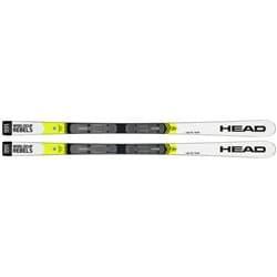 Лыжи HEAD WC Rebels iGS RD Team SW JRP RDX white/neon yellow 159