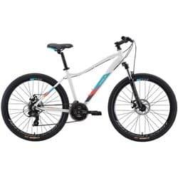 """Велосипед 26"""" WELT Edelweiss 1.0D 16"""" Matt White 2021"""