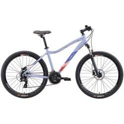 """Велосипед 26"""" WELT Edelweiss 1.0HD 16"""" Matt purple 2021"""