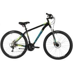 """Велосипед 27.5"""" STINGER ELEMENT EVO 20"""" 21 скор. Черный"""