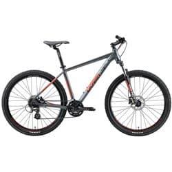 "Велосипед 29"" WELT Rockfall 2.0 SRT 20"" Matt grey/red 2021"