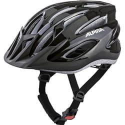 Шлем велосипедный ALPINA MTB 17 Black 58-61