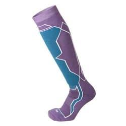 Носки MICO CA00225 Woman Performance ski socks 113viola (L)
