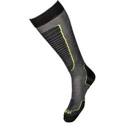 Носки MICO CA00230 Basic ski sock 155nero verde fluo (S)