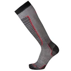 Носки MICO CA00230 Basic ski sock 193nero rosso (L)