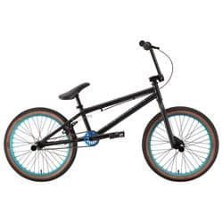 "Велосипед 20"" WELT BMX Freedom Matt Black 2021"