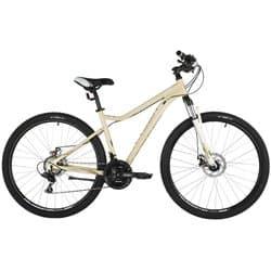 "Велосипед 27.5"" STINGER LAGUNA EVO 17"" 21 скор. Бежевый"