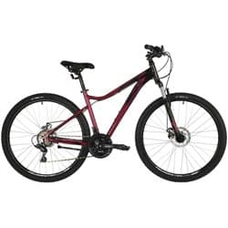 """Велосипед 27.5"""" STINGER LAGUNA EVO 19"""" 21 скор. Красный"""