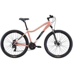 """Велосипед 27.5"""" WELT Edelweiss 1.0HD 18"""" Matt Coral 2021"""