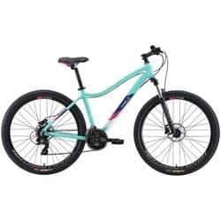 """Велосипед 27.5"""" WELT Edelweiss 1.0HD 16"""" Matt Mint Green 2021"""