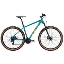 "Велосипед 29"" WELT Rockfall 1.0 18"" RRT Marine blue 2021"