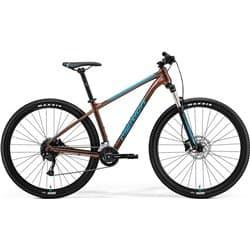 """Велосипед горный Merida Big.Nine 100-2x К:29"""" Р:L(18.5"""") Bronze/Blue"""