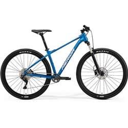 """Велосипед горный Merida Big.Nine 200 К:29"""" Р:L(18.5"""") MattBlue/White"""