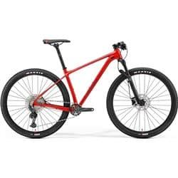 "Велосипед горный Merida Big.Nine Limited К:29"" Р:XL(21"") Glossy Rase Red/Matt Red"