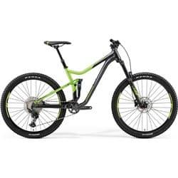 "Велосипед горный Merida One-Forty 400 К:27.5"" Р:L(19"") Green/Anthracite"