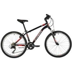"""Велосипед 24"""" STINGER CAIMAN 14"""" 12 скор. Черный"""