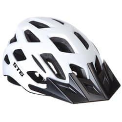 Шлем велосипедный STG HB3-2-D Бело-черный Р:M(55-58) Х98577