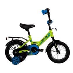 """Велосипед 12"""" NOVATRACK FOREST Зеленый"""