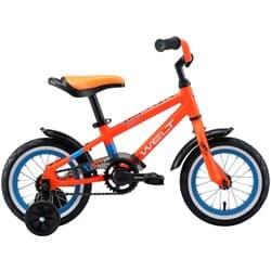 "Велосипед 12"" WELT Dingo Orange/Blue 2021"