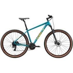 "Велосипед 29"" WELT Rockfall 1.0 SST 18"" Marine blue 2021"