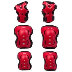 Защита детская STG YX-0317 (комплект) Красный M Х89948