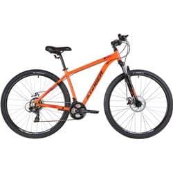 """Велосипед 29"""" STINGER ELEMENT EVO 18"""" 21 скоростей, Оранжевый"""