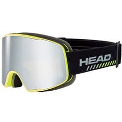 Очки HEAD Horizon 2.0 Supershape Bk/Ye/Silver/Brown 391410